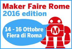 AEF selecionado para participar no Maker Faire Rome 2016