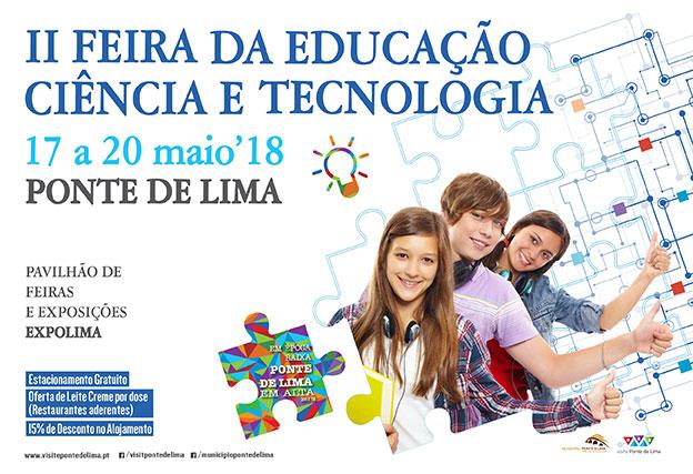 AEF participa na II Feira da Educação, Ciência e Tecnologia