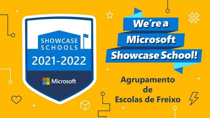 Microsoft Showcase School 2021-2022